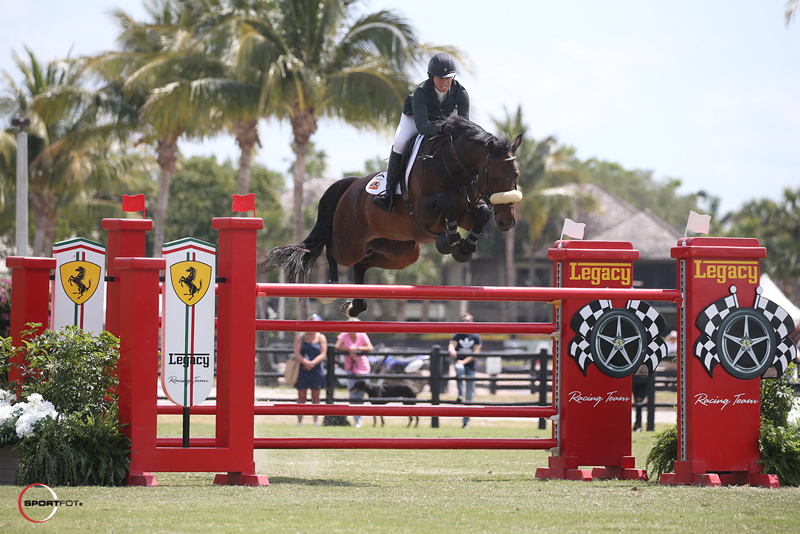 Thumbnail for Beezie Madden Wins $205,000 CaptiveOne Advisors Grand Prix at WEF