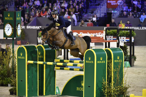 Thumbnail for Eric Lamaze to attend The Dutch Masters In Pursuit Of Rolex Grand Slam Of Show Jumping