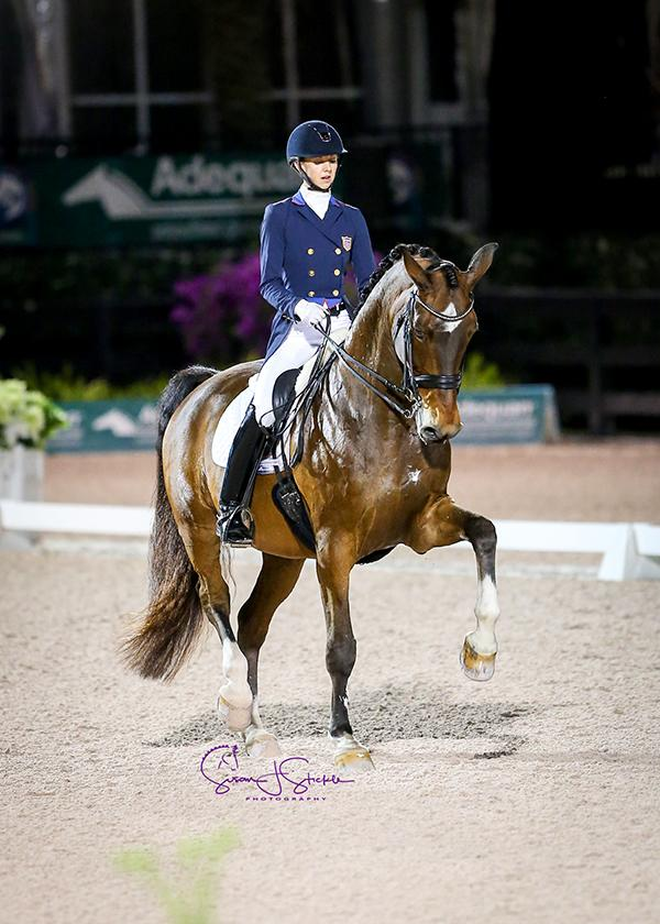 Thumbnail for Laura Graves Sets New AGDF High Score in Freestyle