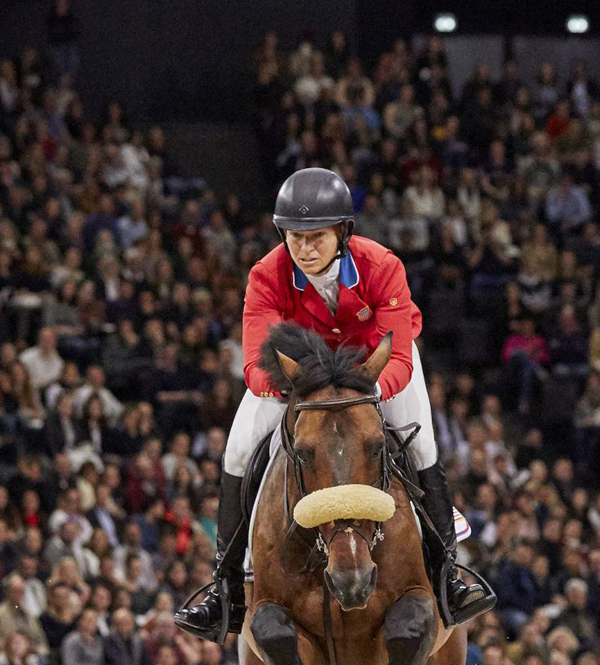 Thumbnail for Beezie Madden Takes Home Gold for USA in Paris