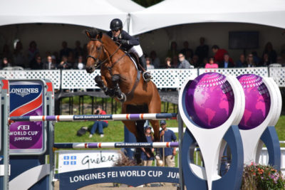 Thumbnail for No Canadians in FEI World Cup Finals