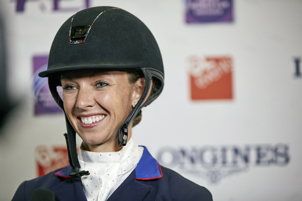 Thumbnail for Graves pressures defending champion Werth at World Cup Dressage Final