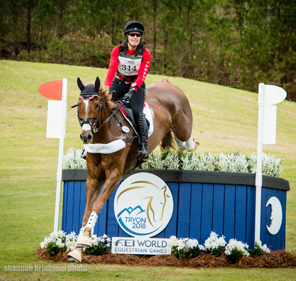 Thumbnail for Canadian Eventers Crowd the Leaderboard at The Fork and Chattahoochee Hills