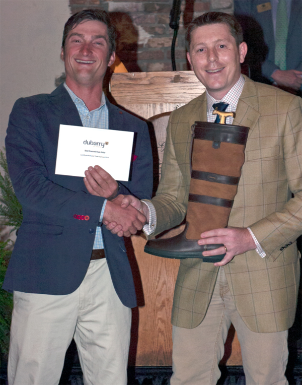 Thumbnail for Waylon Roberts is Best Dressed at Land Rover Kentucky Three-Day Event