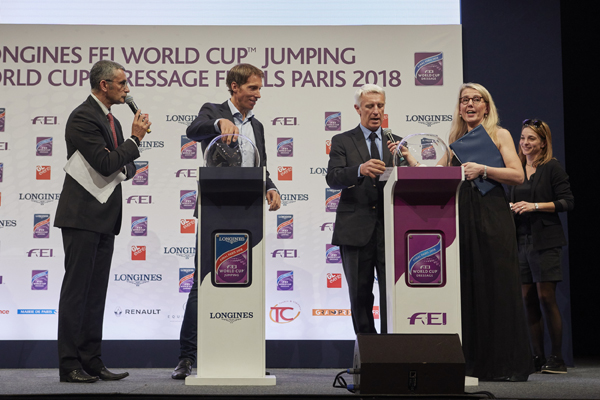 Thumbnail for Starting positions set for FEI World Cup Finals in Paris