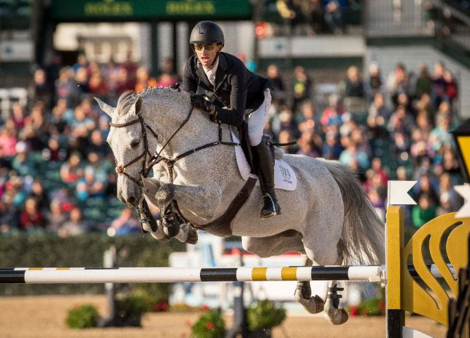 Thumbnail for Ramsay Takes the Kentucky CSI3* Invitational Welcome Speed Cup