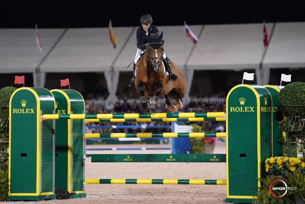 Thumbnail for Margie Engle Wins $500,000 Rolex Grand Prix at WEF; Ben Asselin Top Canadian in 5th