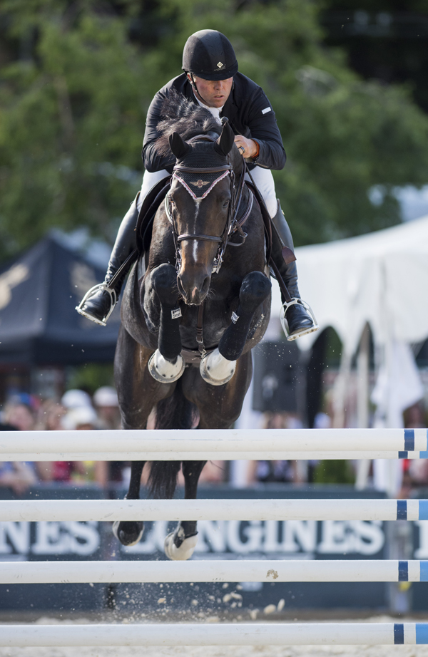 Thumbnail for King Victorious, Senger top Canadian in Inaugural Vancouver Grand Prix