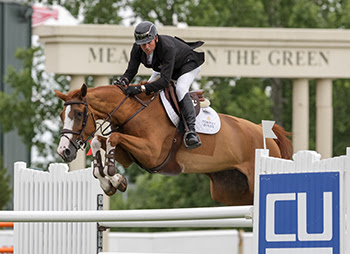 Thumbnail for Eric Lamaze Wins Two in a Row at Spruce Meadows Continental