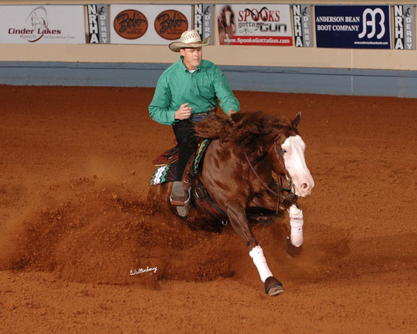 Thumbnail for Canadian Reiners Qualify for WEG at Reining Alberta Spring Classic