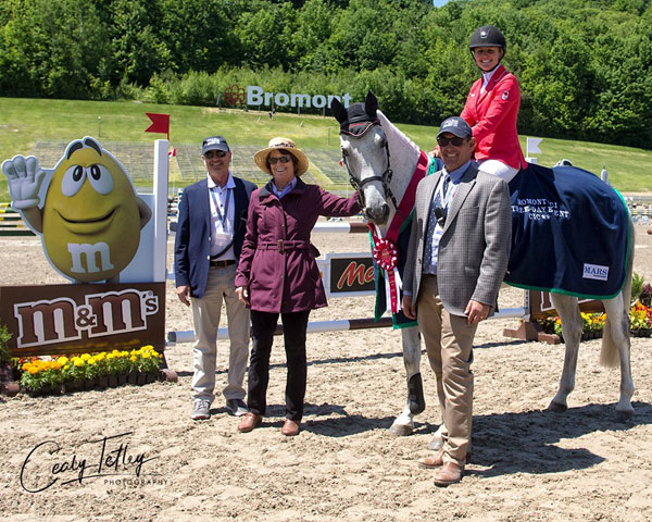 Thumbnail for Caras Wins CCI3* & Phoenix Takes CIC2* at Bromont