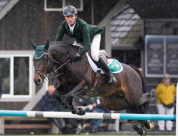 Thumbnail for Canadian Jumpers Qualify for Longines 2018 Final in Barcelona
