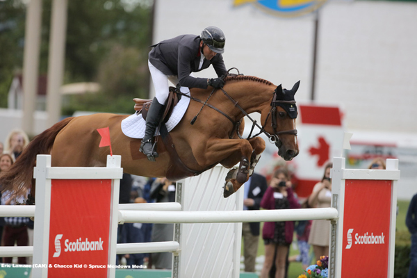 Thumbnail for Canadians strong as Spruce Meadows Continental gets underway
