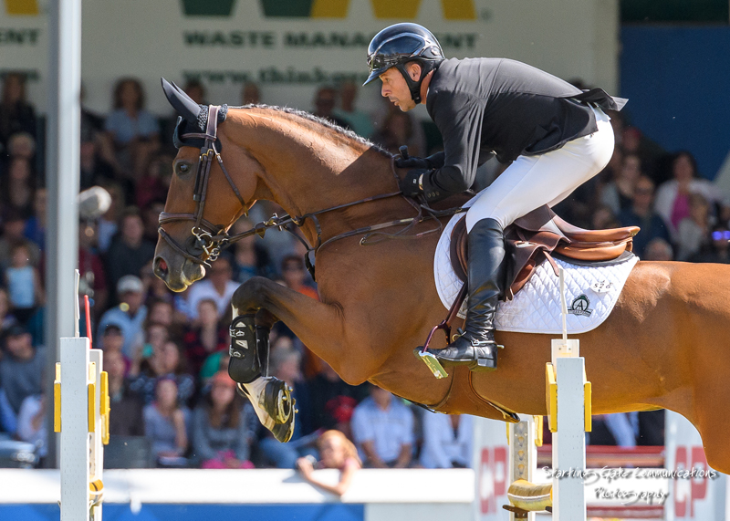 Thumbnail for Eric Lamaze Victorious in $500,000 Queen Elizabeth II Cup at Spruce Meadows