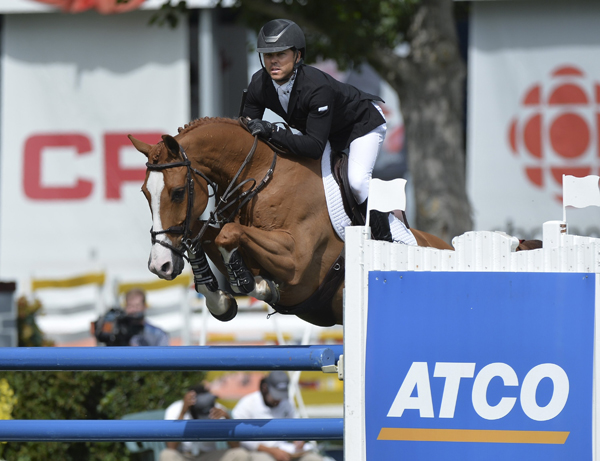 Thumbnail for Spruce Meadows North American CSI5* July 4th Roundup