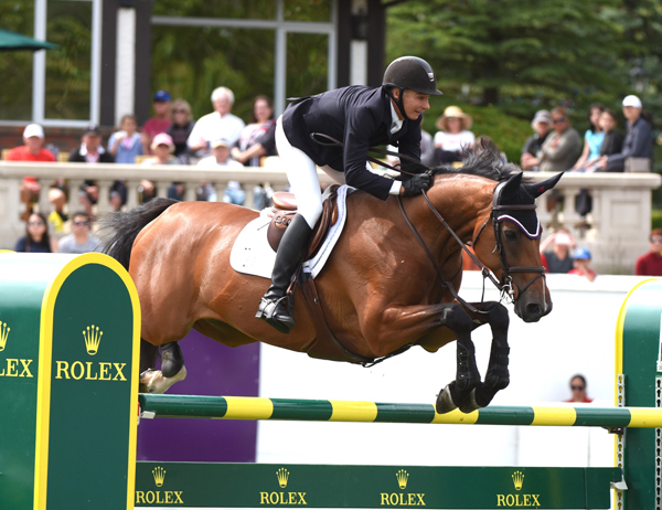 Thumbnail for Pan American CSI5* weekend wrap-up from Spruce Meadows