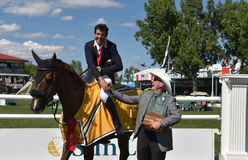 Thumbnail for Derby Highlights Final Day of Spruce Meadows North American