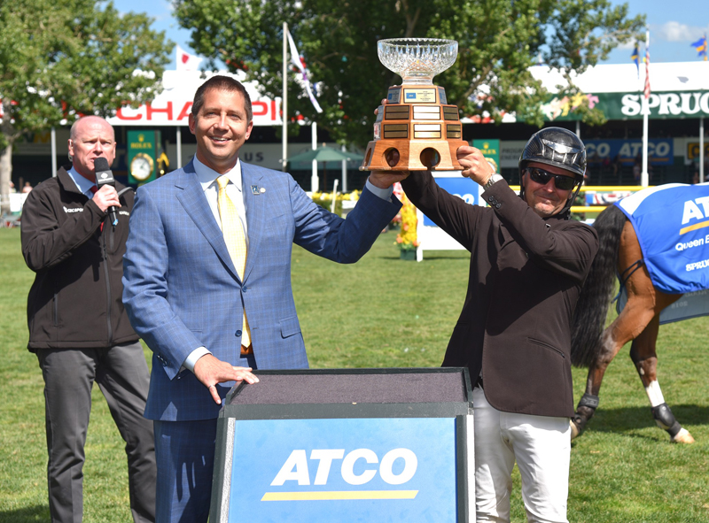 Thumbnail for Saturday Wrap-up from the Spruce Meadows North American