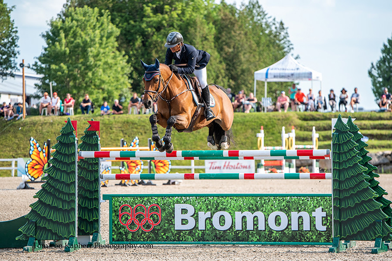 Thumbnail for Tomas Yofre and Fantasy win the Modified Grand Prix at International Bromont