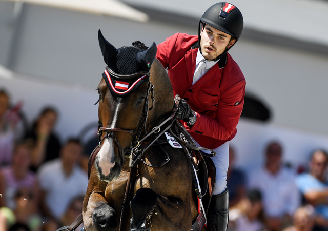 Thumbnail for Team Austria Takes Longines FEI Jumping Nations Cup of Hungary
