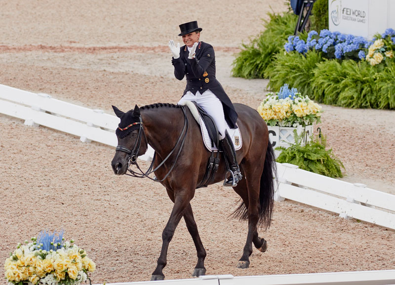 Thumbnail for Germany Takes the Lead in WEG Dressage