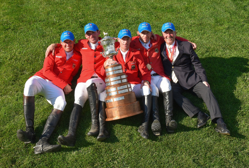 Thumbnail for Germany takes the BMO Nations Cup at the Masters for 10th time