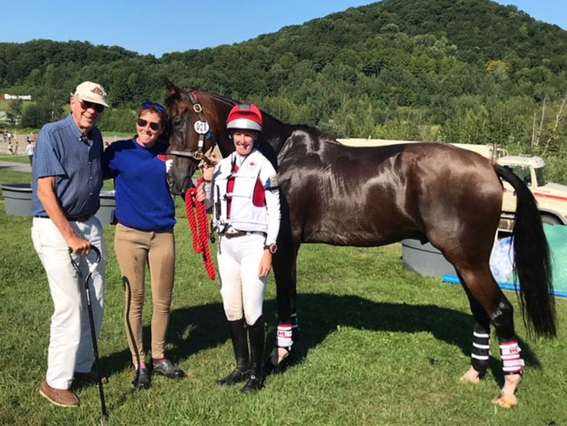 Thumbnail for It Was An Extra Special Win at Bromont!