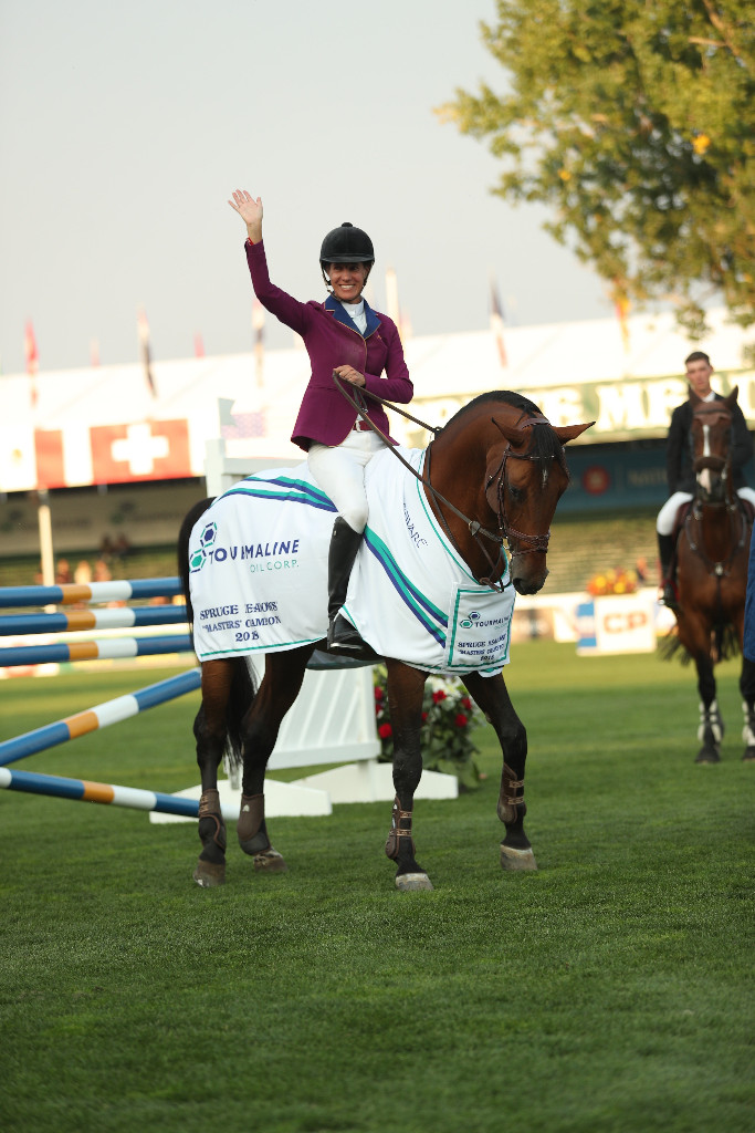Thumbnail for Great Sport, Great Entertainment during Evening of the Horse at Spruce Meadows