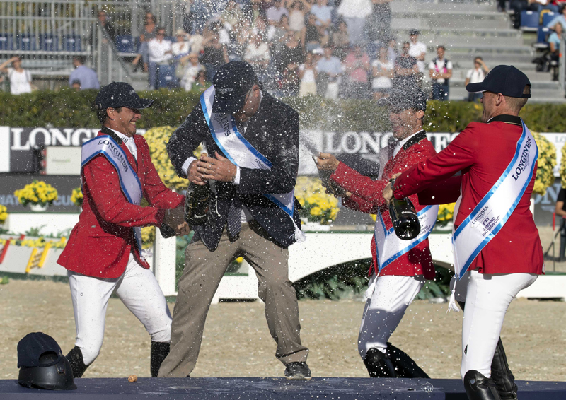 Thumbnail for Belgium is best in Longines FEI Jumping Nations Cup in Barcelona