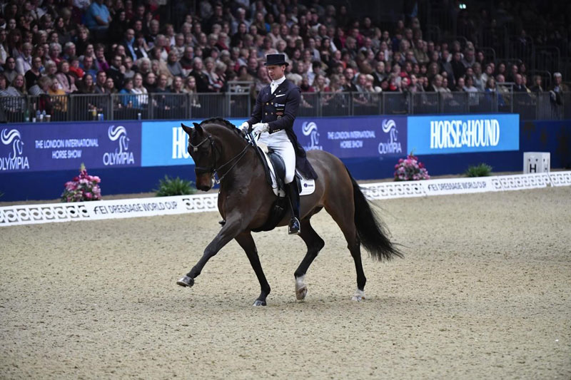 Thumbnail for Olympia to Unveil New Dressage World Cup Event
