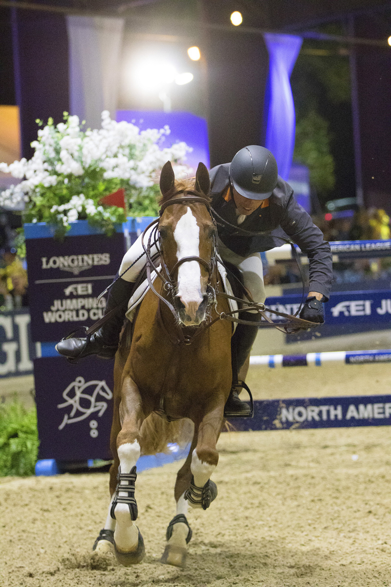 Thumbnail for Germany's Wilhelm Genn notches first Longines victory in Sacramento