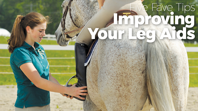 Thumbnail for 5 Tips for Improving Your Leg Aids