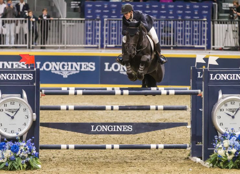 Thumbnail for Speedy Ward Wins Weston Canadian Open at Royal Horse Show
