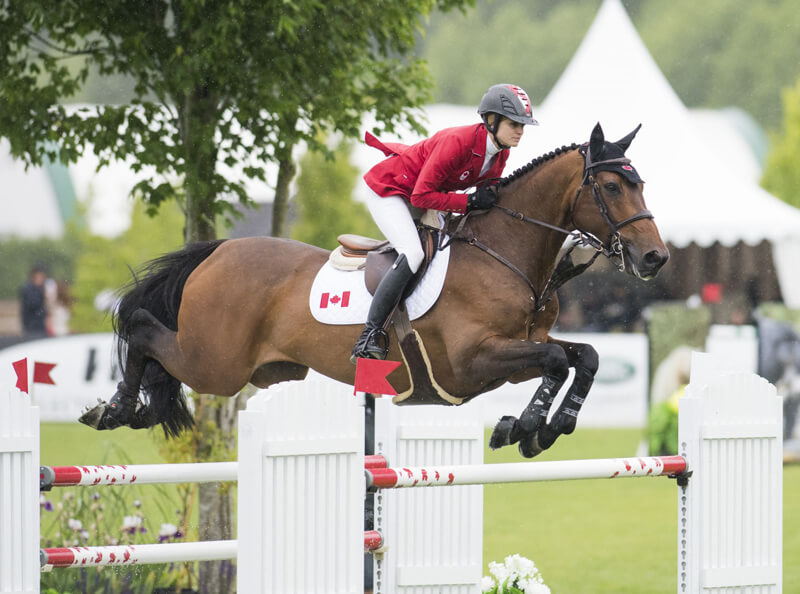 Thumbnail for Thunderbird Awarded FEI Nations Cup Canada for next 3 years