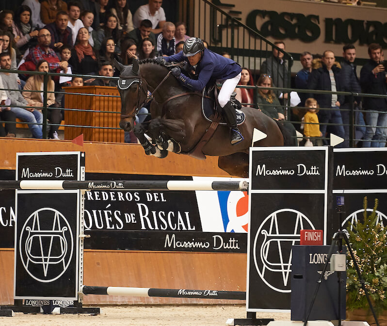 Thumbnail for Olivier Robert takes the Massimo Dutti Trophy at CSI5* A Coruña