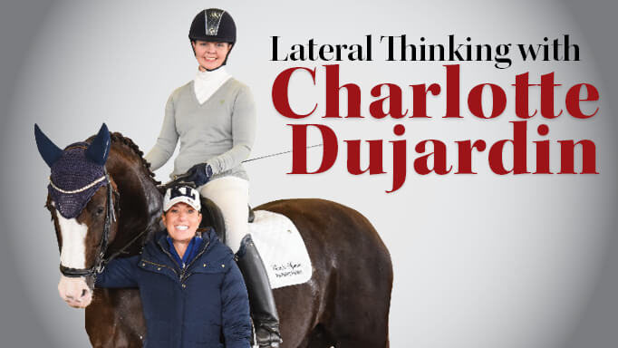 Thumbnail for Lateral Thinking with Charlotte Dujardin