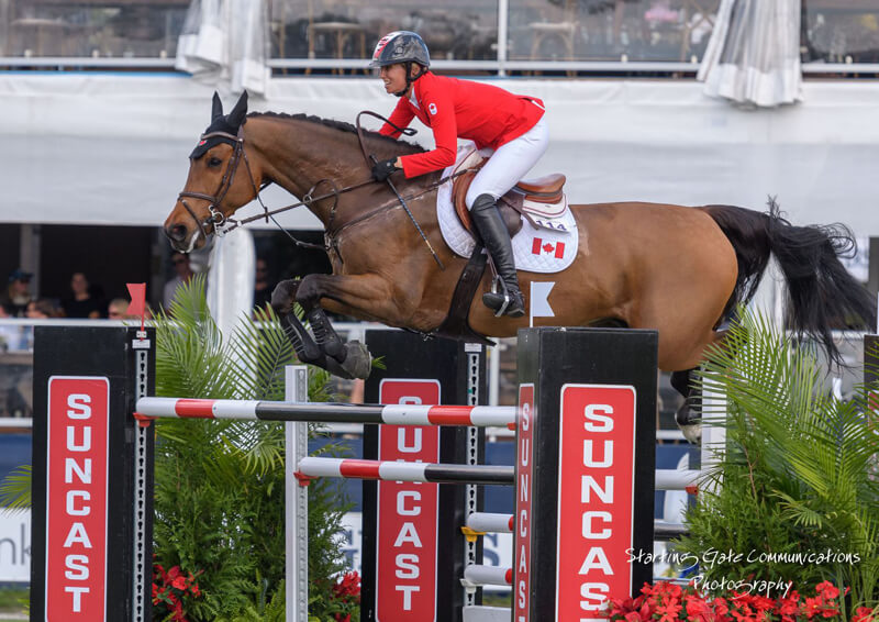 Thumbnail for Canada Fifth in Longines Nations Cup at Palm Beach Masters