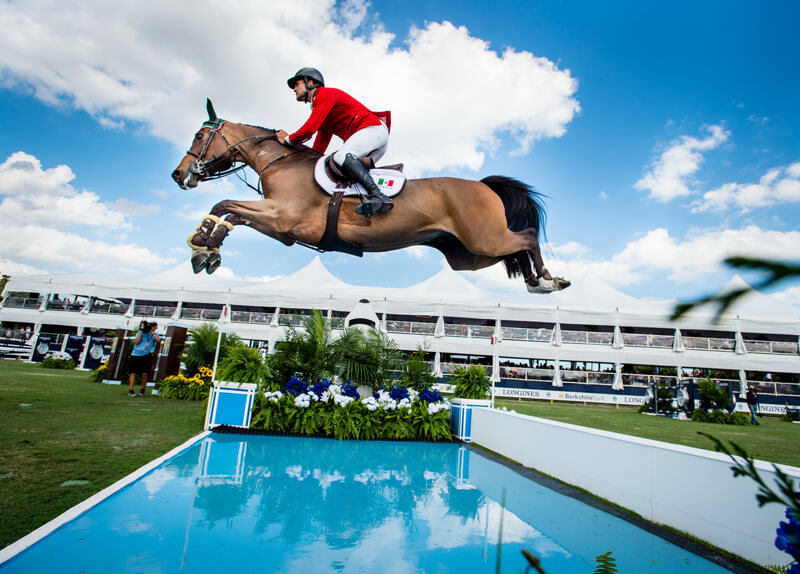 Thumbnail for Young Mexican Team takes Longines FEI Jumping Nations Cup in Wellington