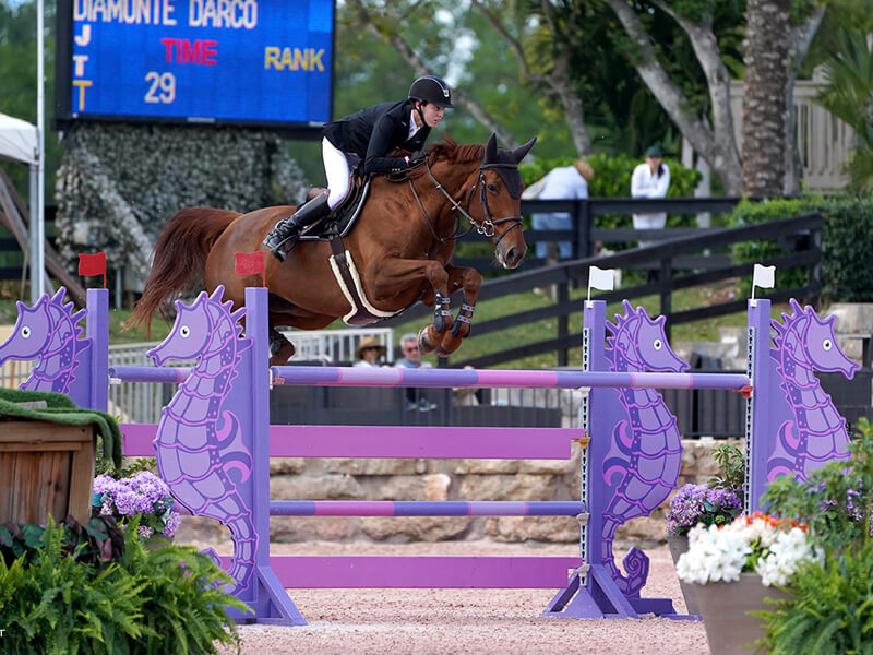 Thumbnail for WEF 12 opens with victory for Lucas Porter in $36,000 Douglas Elliman