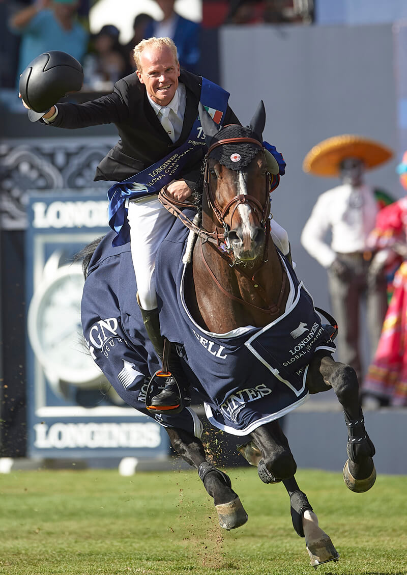 Thumbnail for Jerome Guery is Unbeatable at the CSI5* LGCT in Mexico