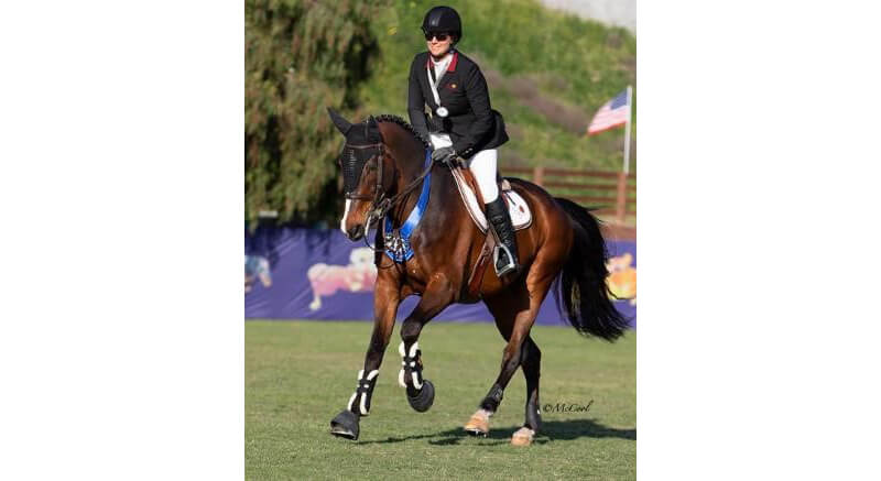 Thumbnail for Lindsay Archer Claims $25,000 1.45m Silver Tour Classic