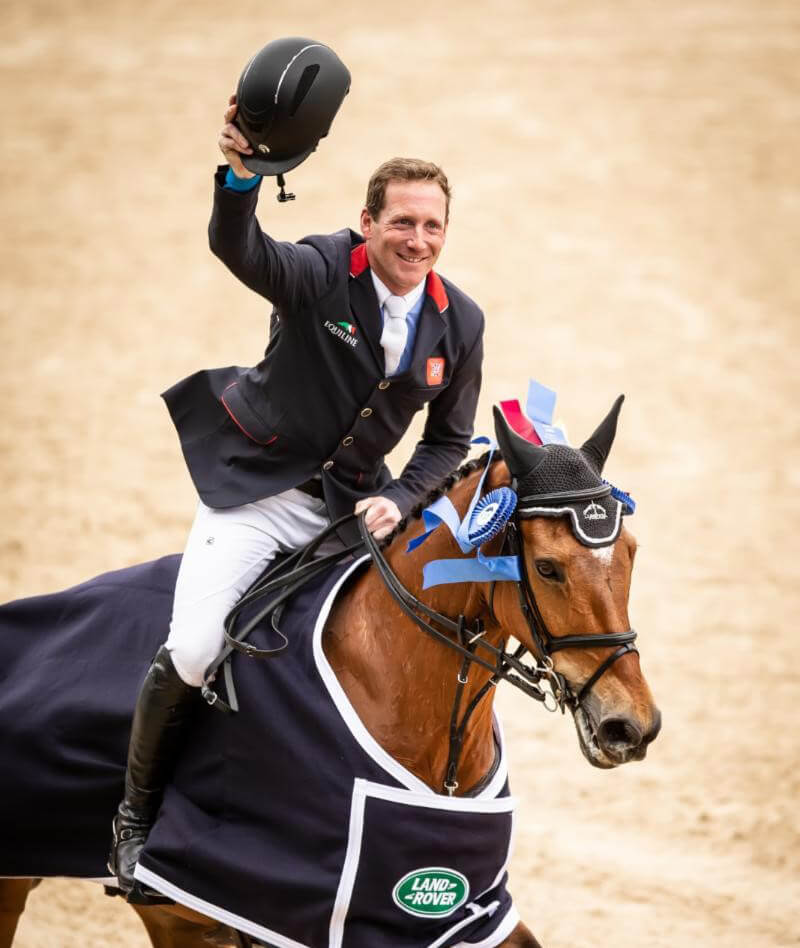 Thumbnail for Oliver Townend Successfully Defends Kentucky Three-Day Event Title