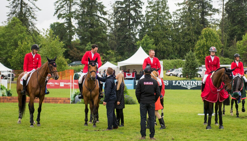 Thumbnail for Canadian Jumpers Set to Contest Longines Nations Cup at Tbird