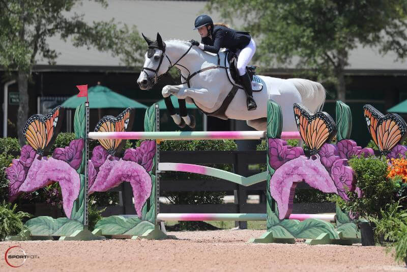 Thumbnail for Sarah Bagworth Wins $25,000 Cleghorn Golf & Sports Club Grand Prix