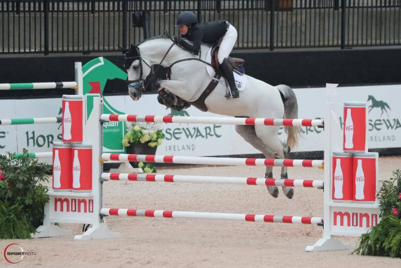 Thumbnail for Kelli Cruciotti Won the Coca-Cola Grand Prix at Tryon