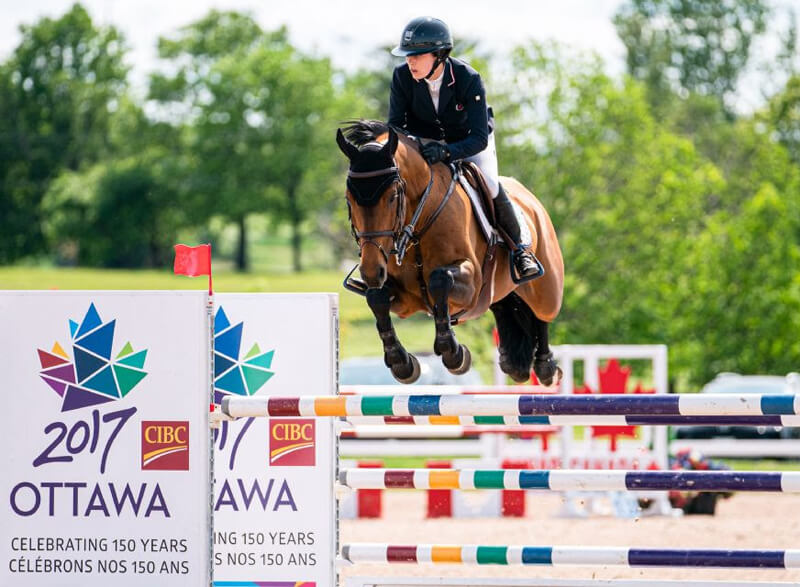 Thumbnail for Madigan Bests 7 in Jump-off to Win Ottawa Welcome Grand Prix