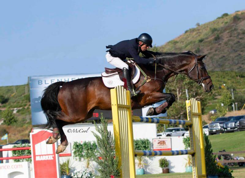Thumbnail for John Pearce and Chantico take the $25,000 Markel Insurance Grand Prix