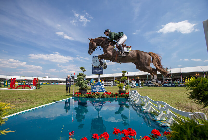 Thumbnail for Brazil Claims Longines FEI Jumping Nations Cup™ of the Netherlands