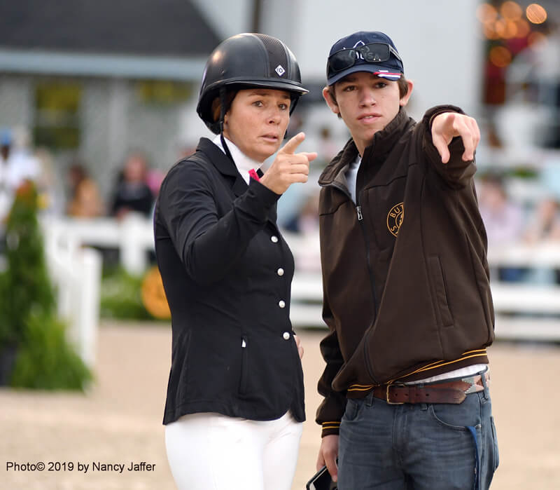 Thumbnail for USEF Takes Another Step Toward Keeping Young Equestrians Safe