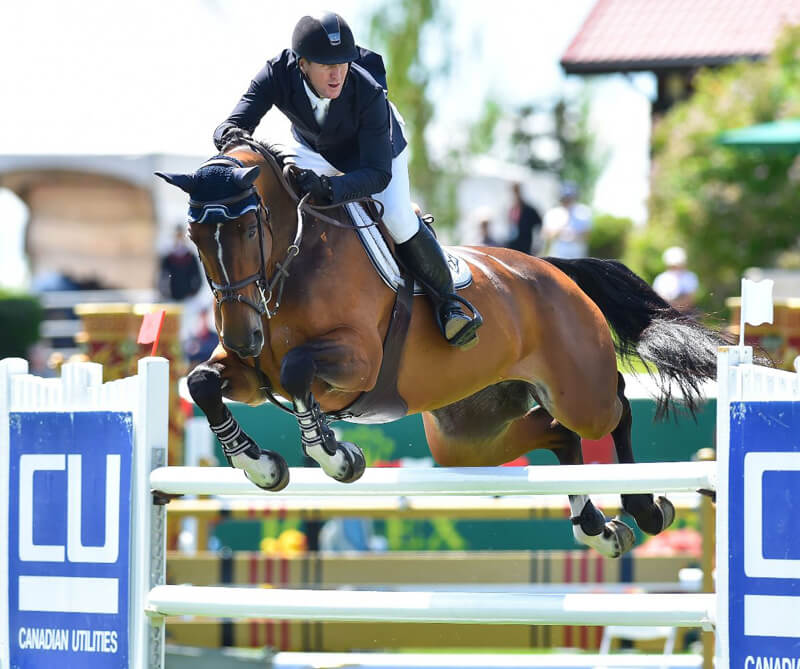 Thumbnail for Spruce Meadows Pan American tournament Friday Roundup